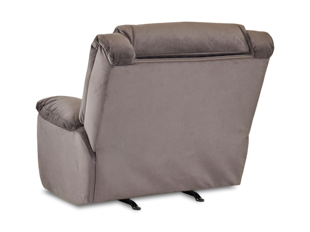 Klaussner McCallPower Recliner with Power Headrest/Lumbar