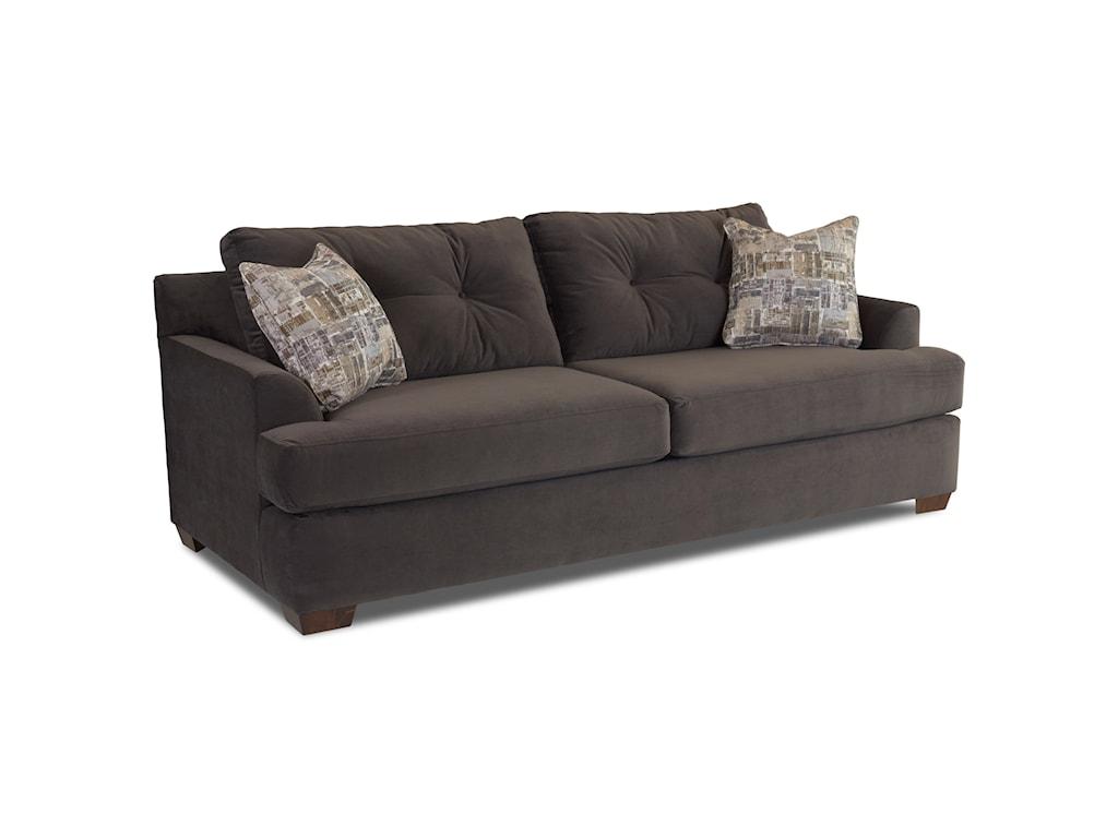 Klaussner NewportContemporary Sofa