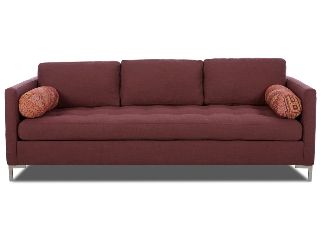 Klaussner UptownKlaussner Contemporary Sofa
