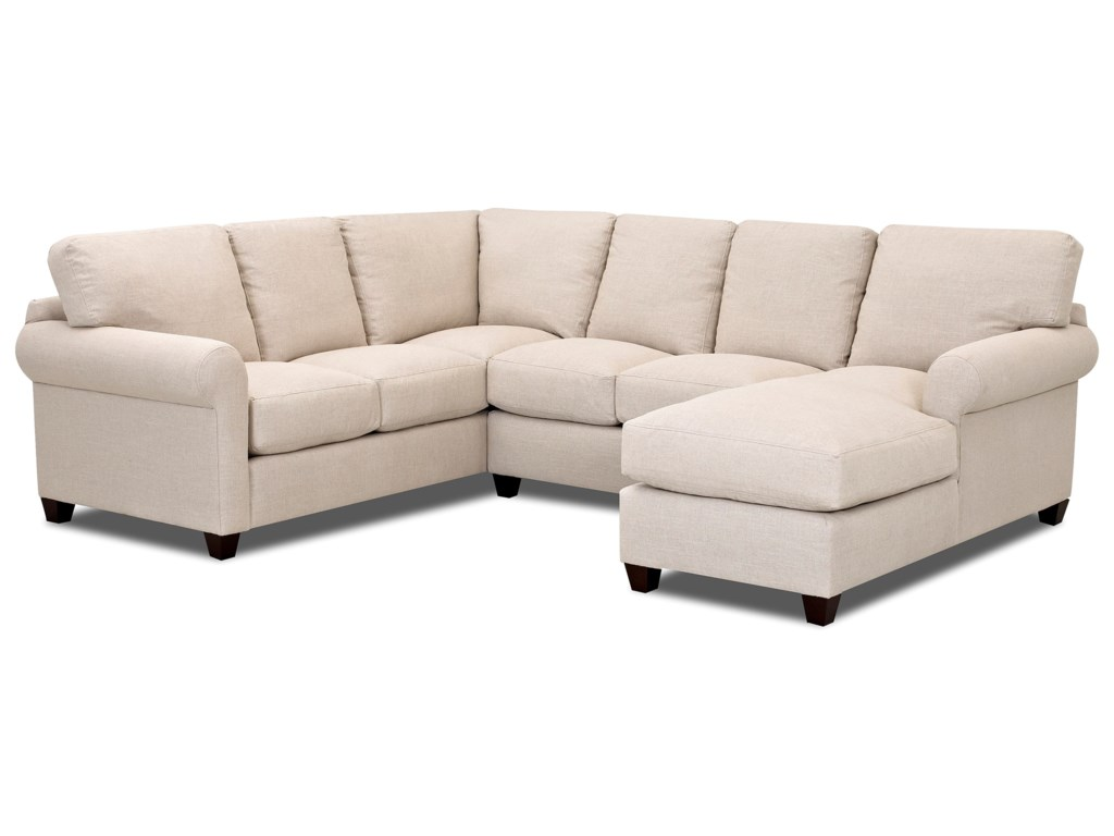 Klaussner BarronSectional