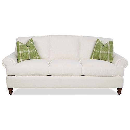Klaussner Beckett Traditional Sofa