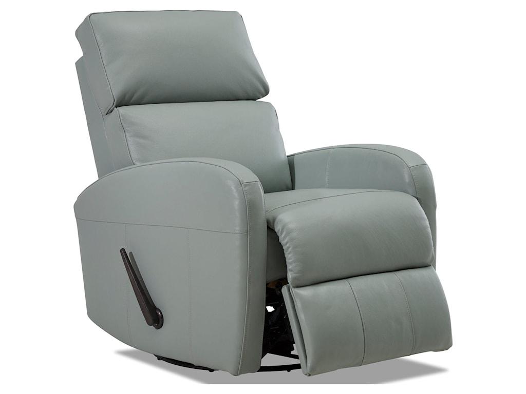 Klaussner AdiosManual Reclining Rocking Chair