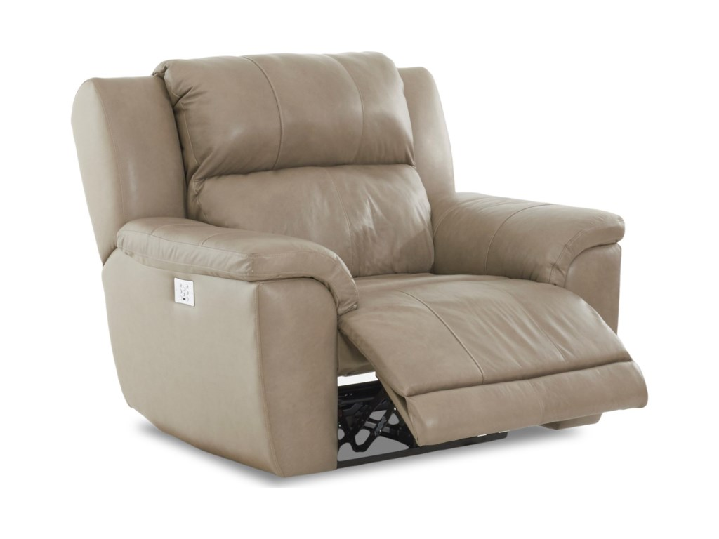 Klaussner AlbusPower Reclining Big Chair