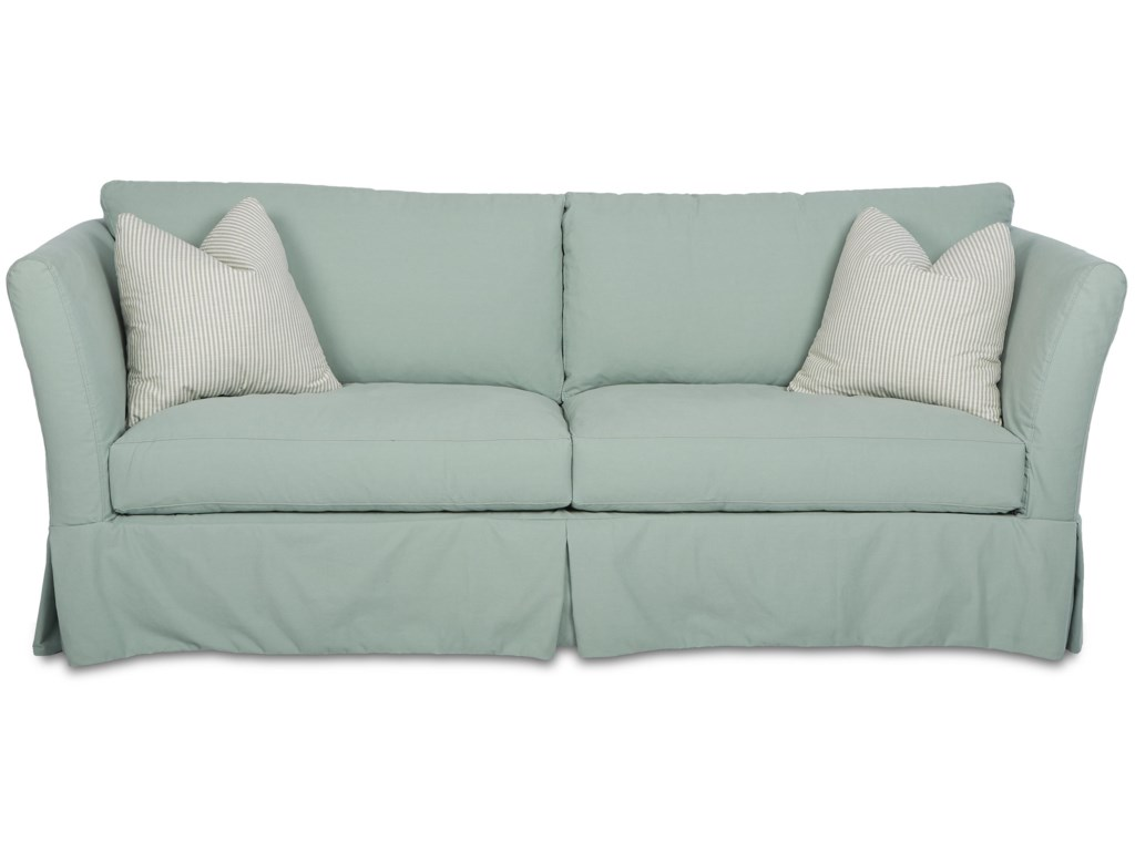 Klaussner AlexisTraditional Stationary Sofa