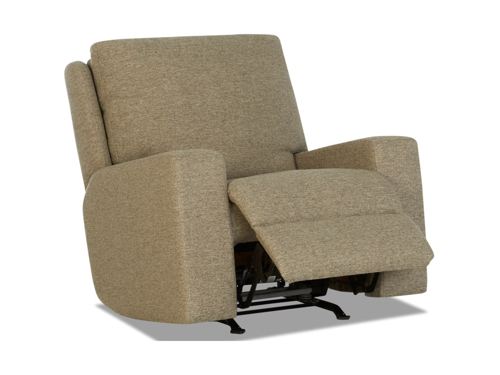 Klaussner AlliserPower Rocking Reclining Chair