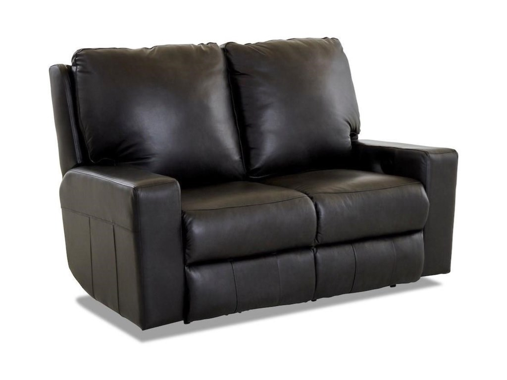 Klaussner AlliserPower Reclining Loveseat