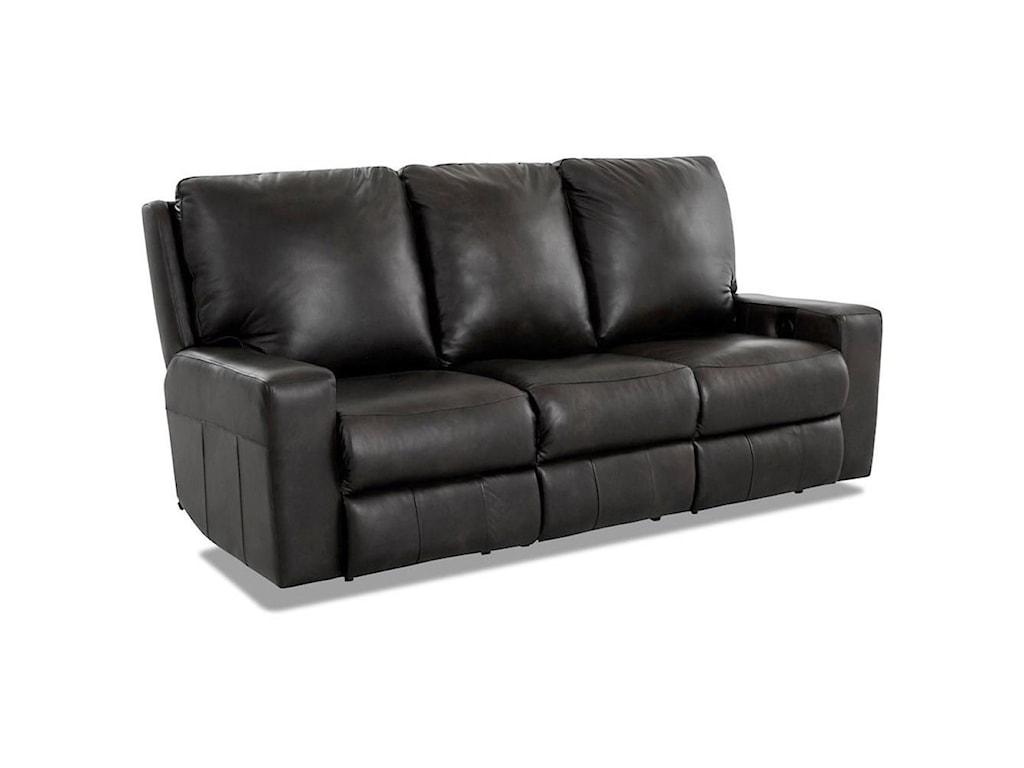 Klaussner AlliserPower Reclining Sofa