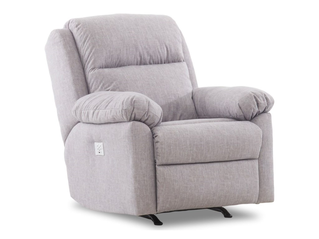 Elliston Place AmariPower Rocker Recliner w/ Power Headrest