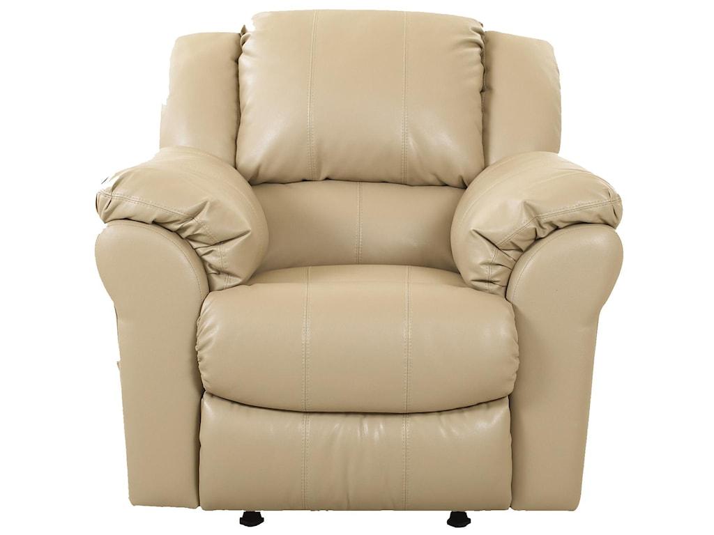 Klaussner ArdenReclining Rocking Chair