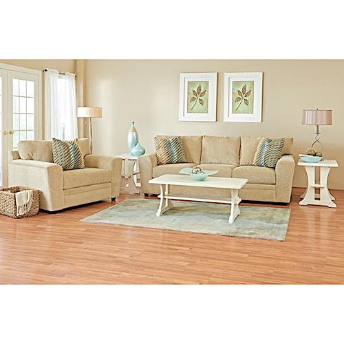 Klaussner Ashburn Living Room Group