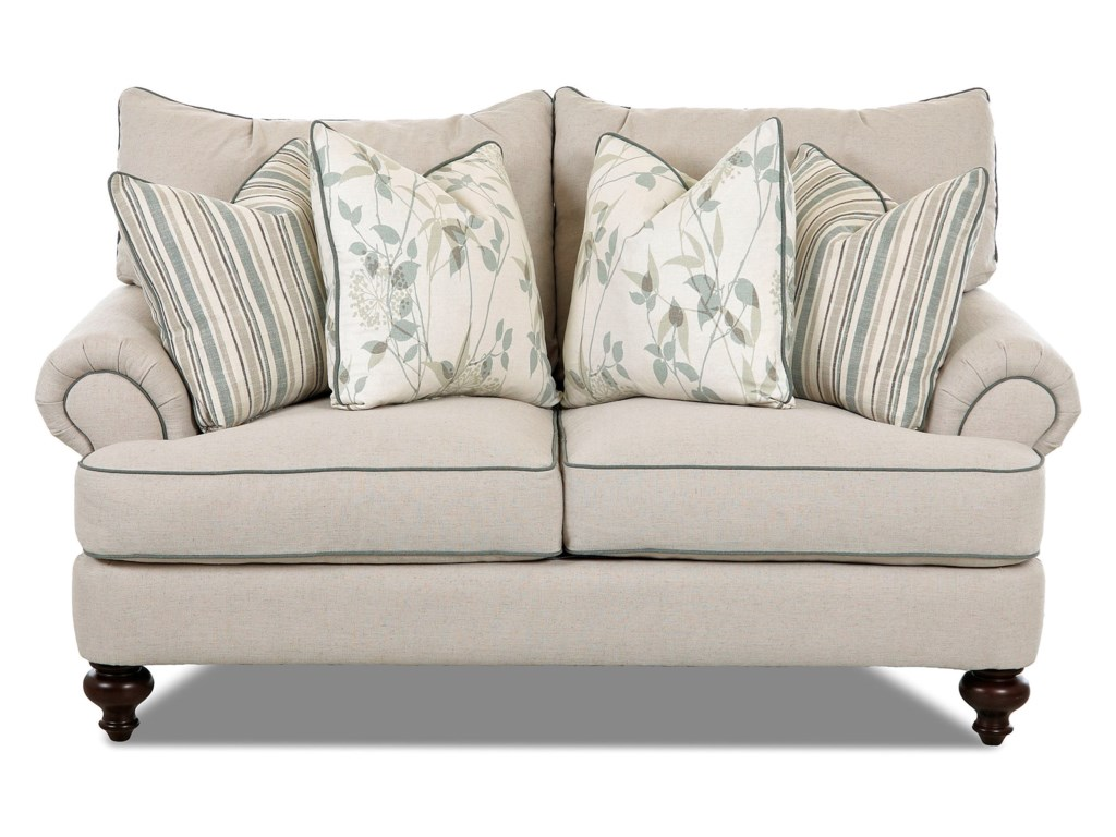 Klaussner Ashworth D95200Loveseat