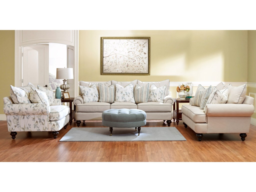 Klaussner AshworthLiving Room Group