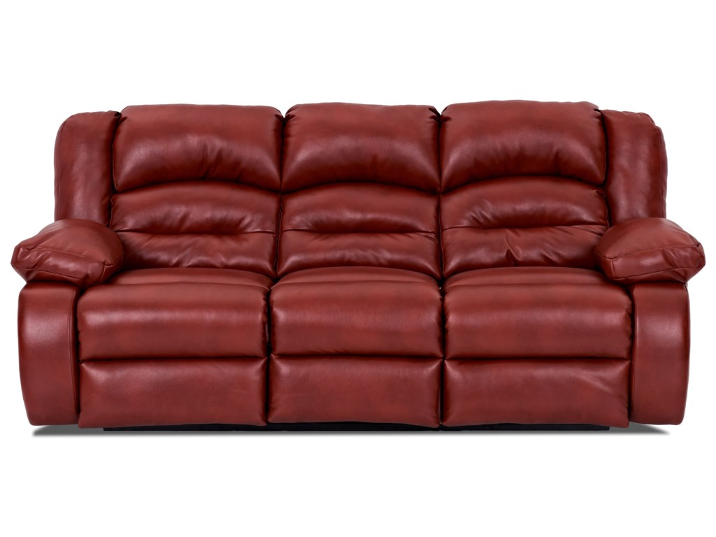 Klaussner AustinCasual Power Reclining Sofa