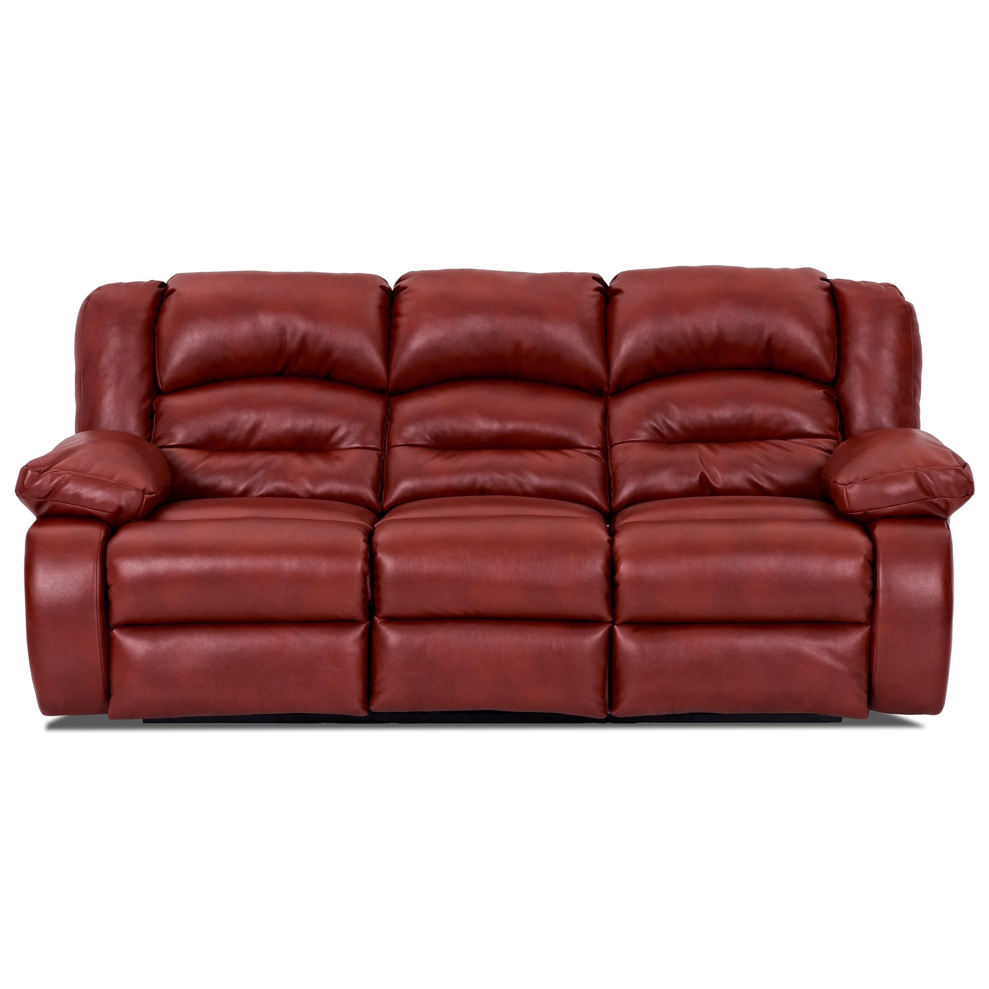 Klaussner AustinCasual Power Reclining Sofa ...