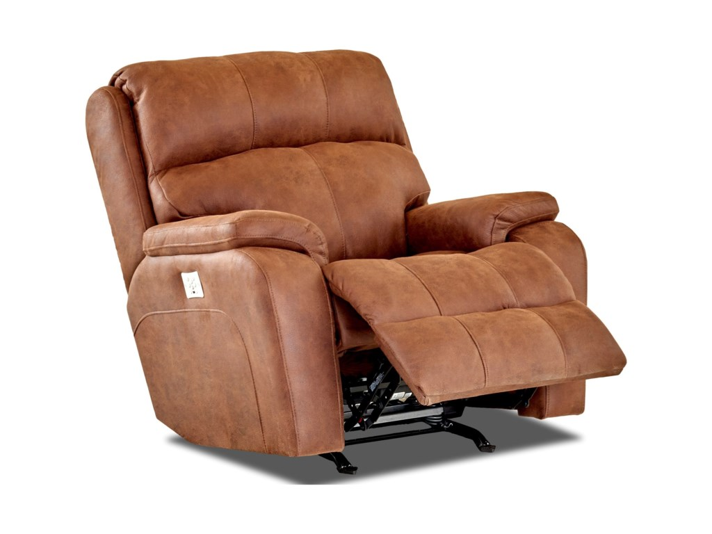 Klaussner AverettSwivel Rocking Reclining Chair