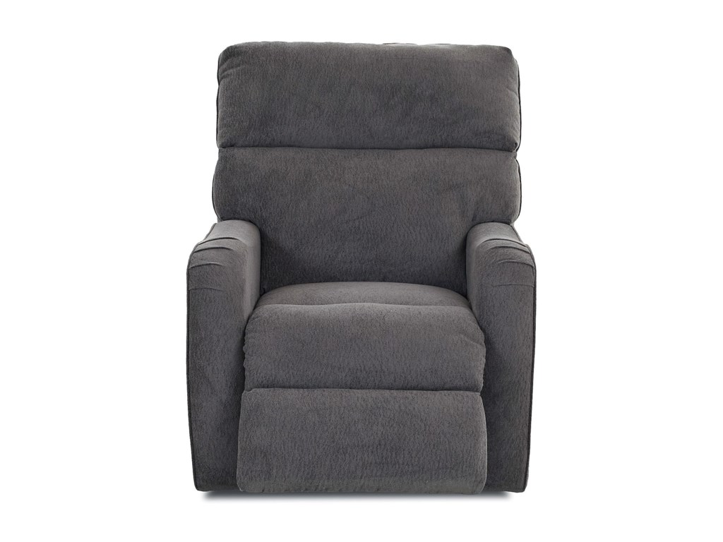 Klaussner Axis 25803Transitional Reclining Chair