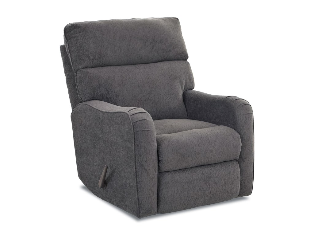 Klaussner Axis 25803Transitional Swivel Gliding Reclining Chair