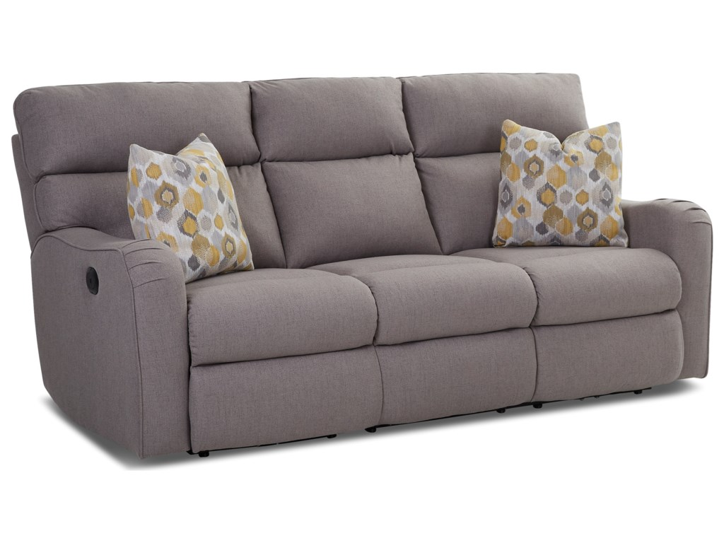Klaussner Axis 25803Power Reclining Sofa