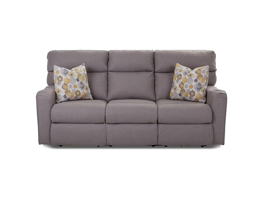 Klaussner Axis 25803Reclining Sofa