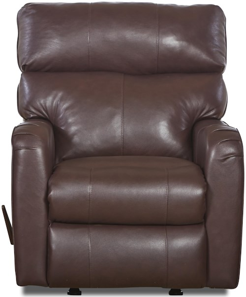Klaussner Axis 25803 Transitional Power Reclining Chair