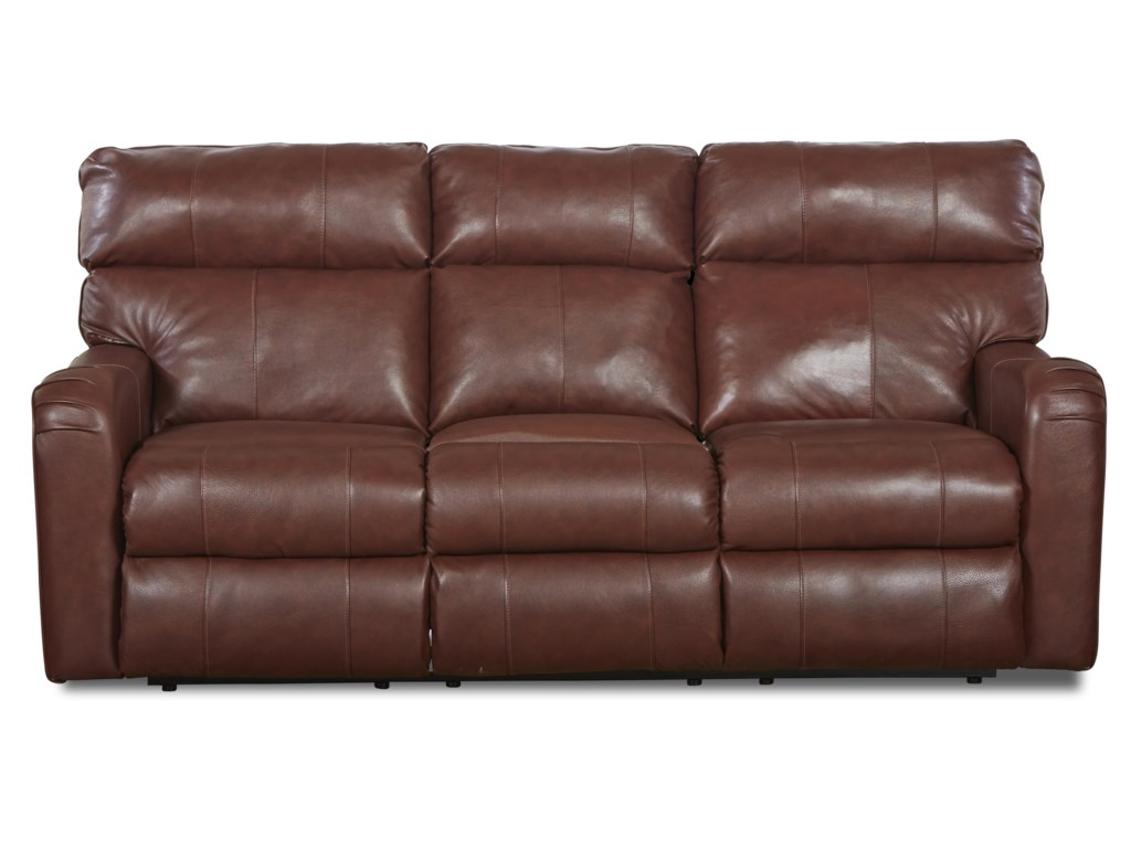 Klaussner Axis 25803Transitional Reclining Sofa