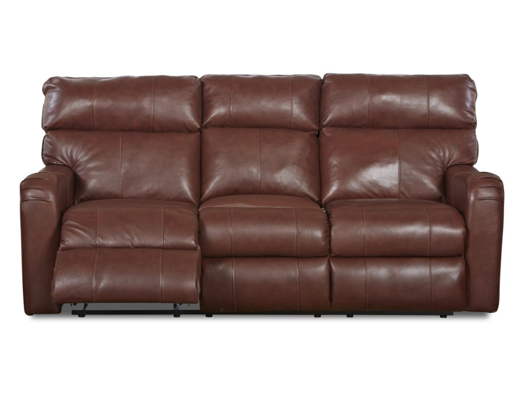 Klaussner Axis 25803Transitional Reclining Sofa