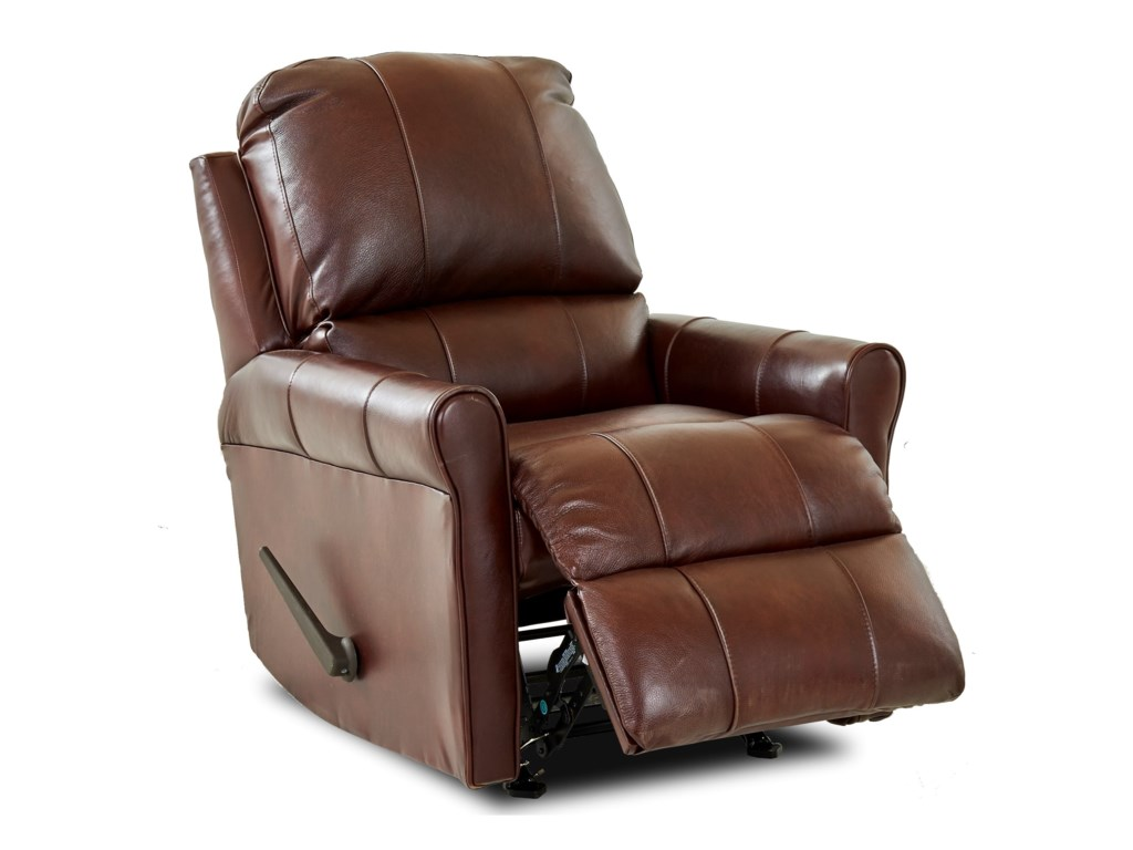 Klaussner BajaSwivel Rocking Reclining Chair