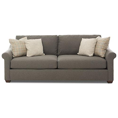Klaussner Balboa Transitional Sofa