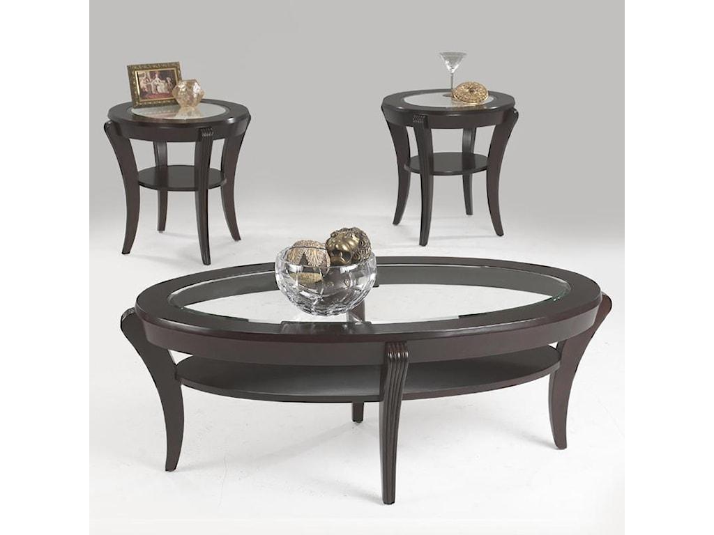 Klaussner International BanderoCocktail Table
