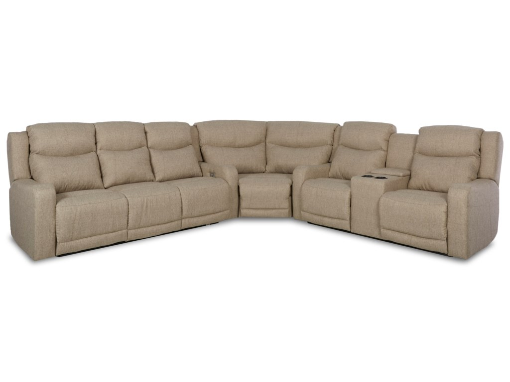 Shown with Sofa and Sectional Wedge