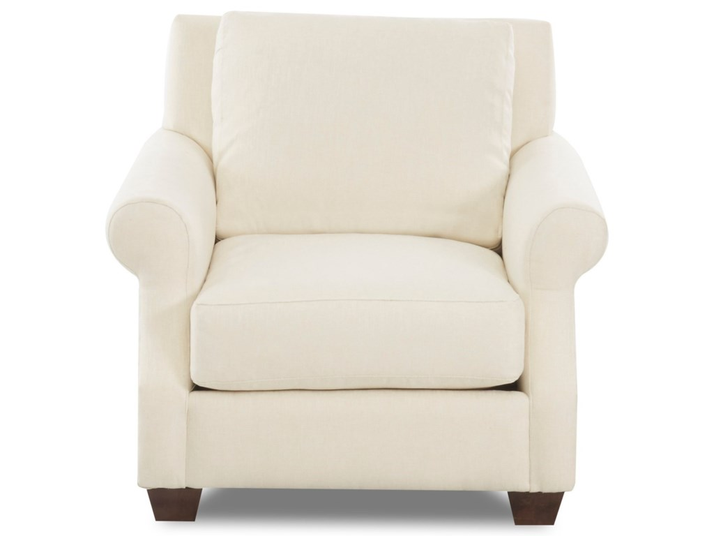 Klaussner BarrettUpholstered Accent Chair