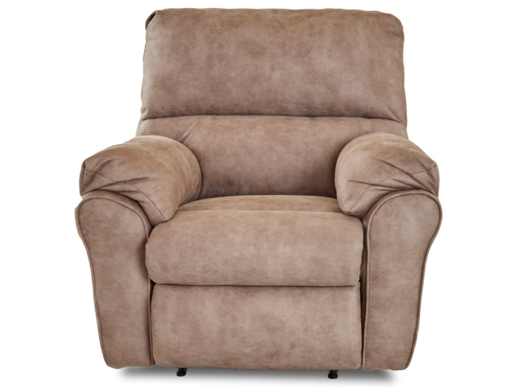 Klaussner BatemanSwivel Rocking Reclining Chair