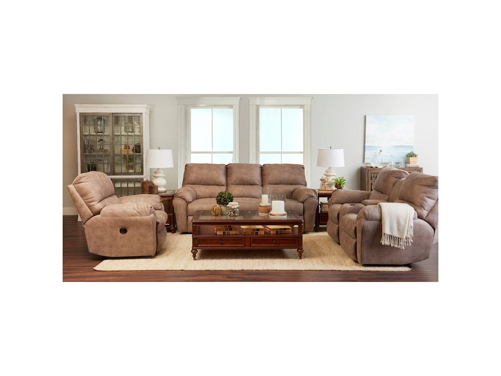 Klaussner BatemanReclining Sofa