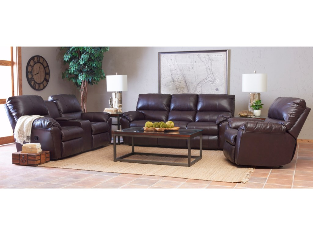 Klaussner BatemanReclining Living Room Group