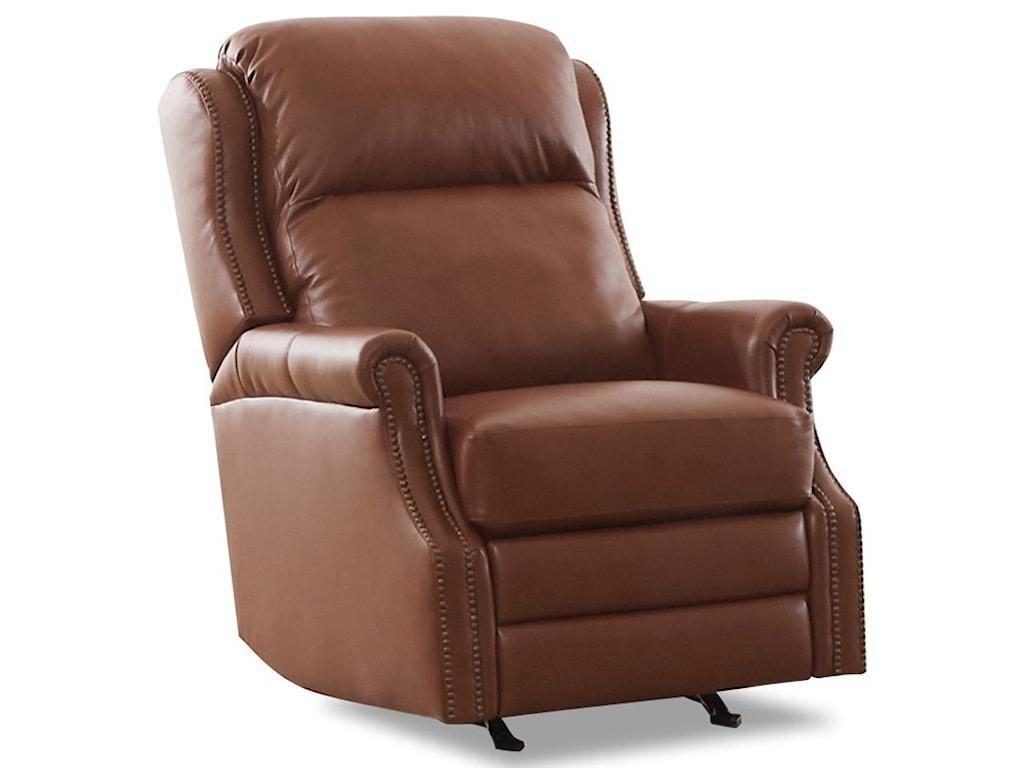 Klaussner BeaumontPower Rocking Reclining Chair