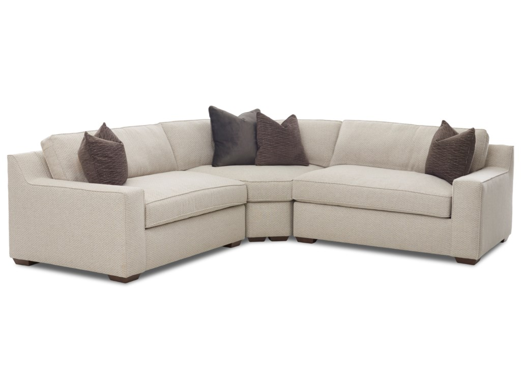 Becks 3 Pc Sectional Sofa