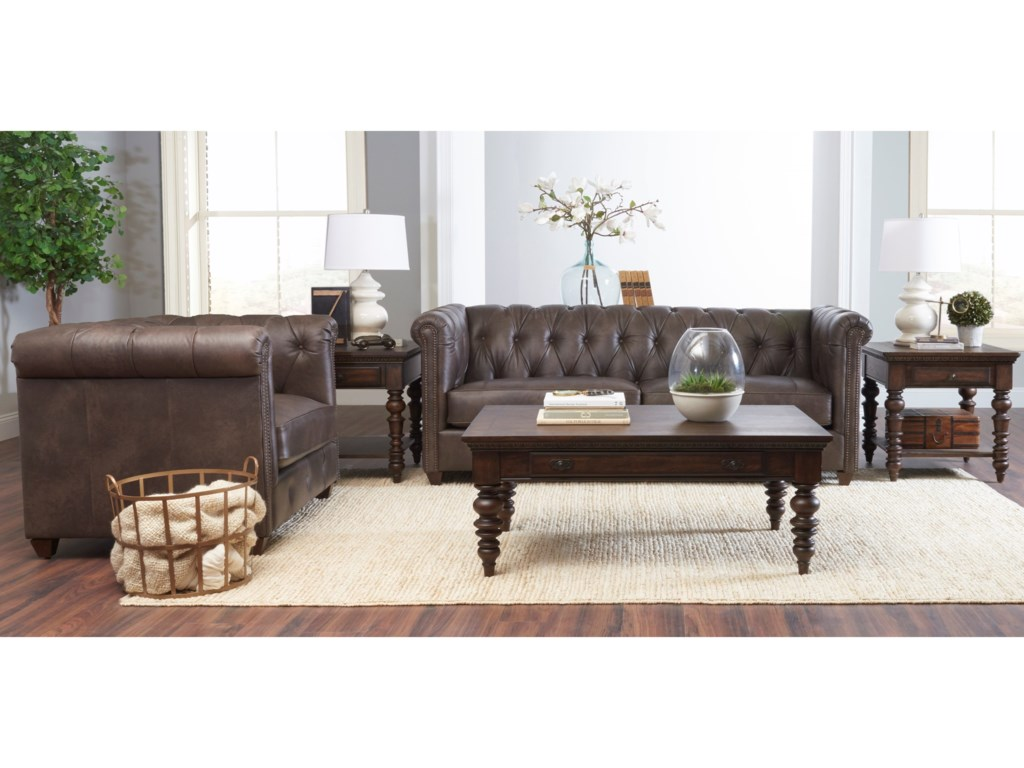 Klaussner Beech MountainLiving Room Group