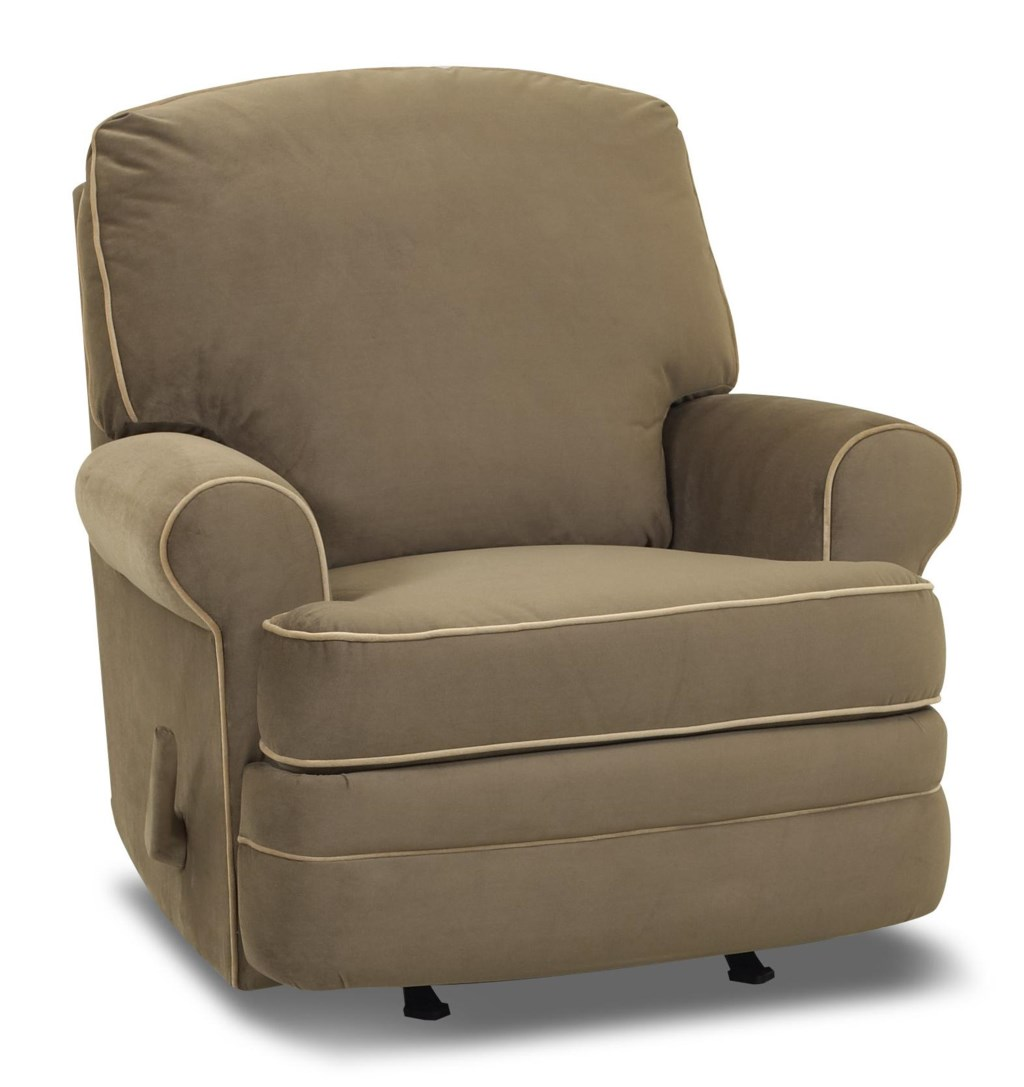 Klaussner Belleview Rocking Reclining Chair Value City Furniture