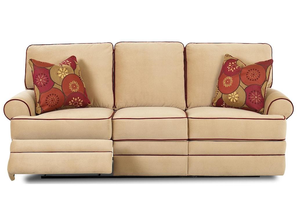 Klaussner BelleviewPower Reclining Sofa