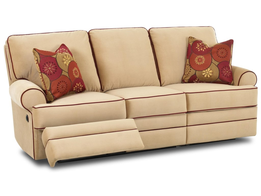 Klaussner BelleviewPower Reclining Sofa