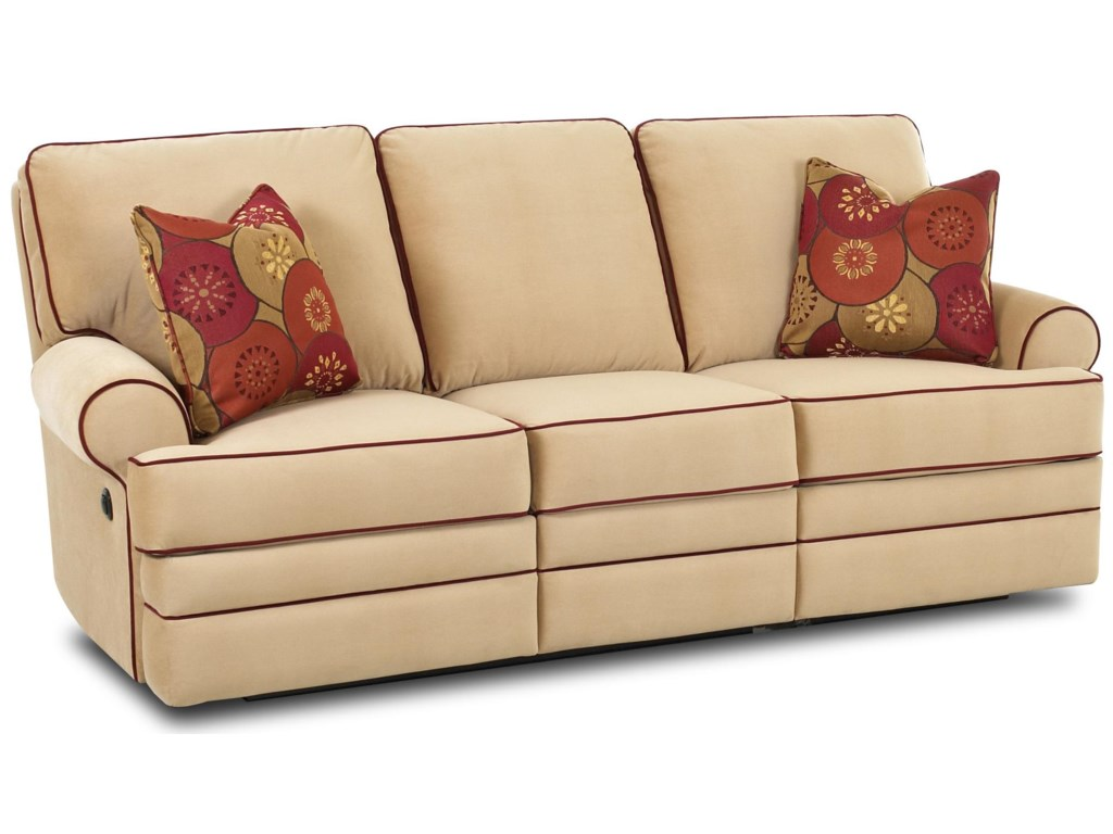 Klaussner BelleviewReclining Sofa