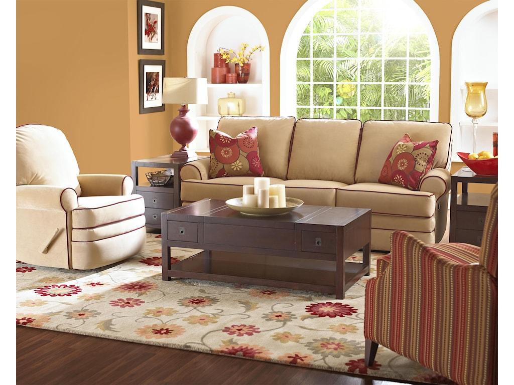 Klaussner BelleviewReclining Sofa