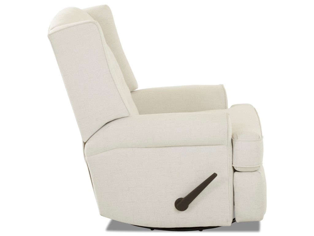 Klaussner BenjaminPower Rocking Reclining Chair