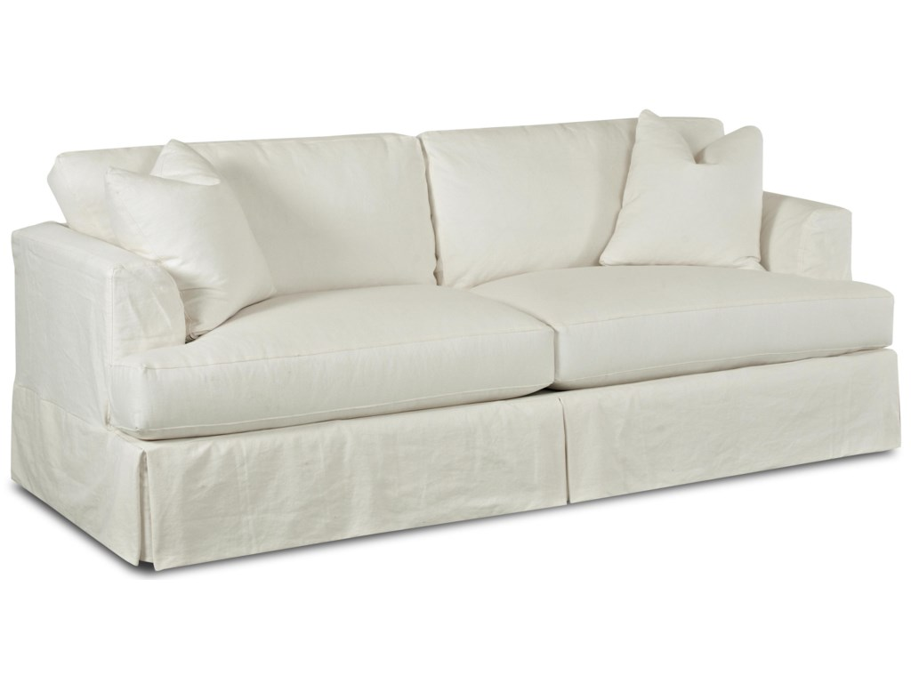 Klaussner BentleyEnso Memory Foam Sleeper Sofa