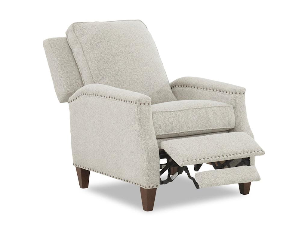 Klaussner BondPower High Leg Reclining Chair
