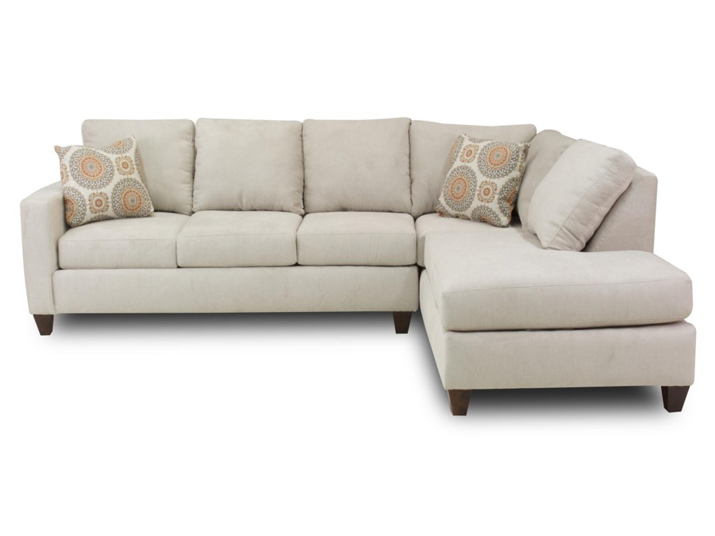 Levi 2 Piece Sectional by Metropia at Ruby Gordon Home