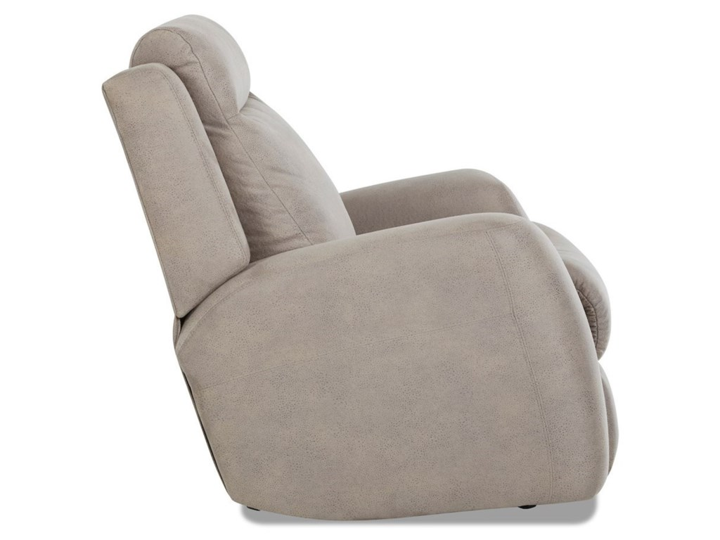 Klaussner BountySwivel Rocking Reclining Chair