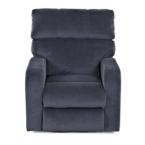 Klaussner Bradford Casual Reclining Chair