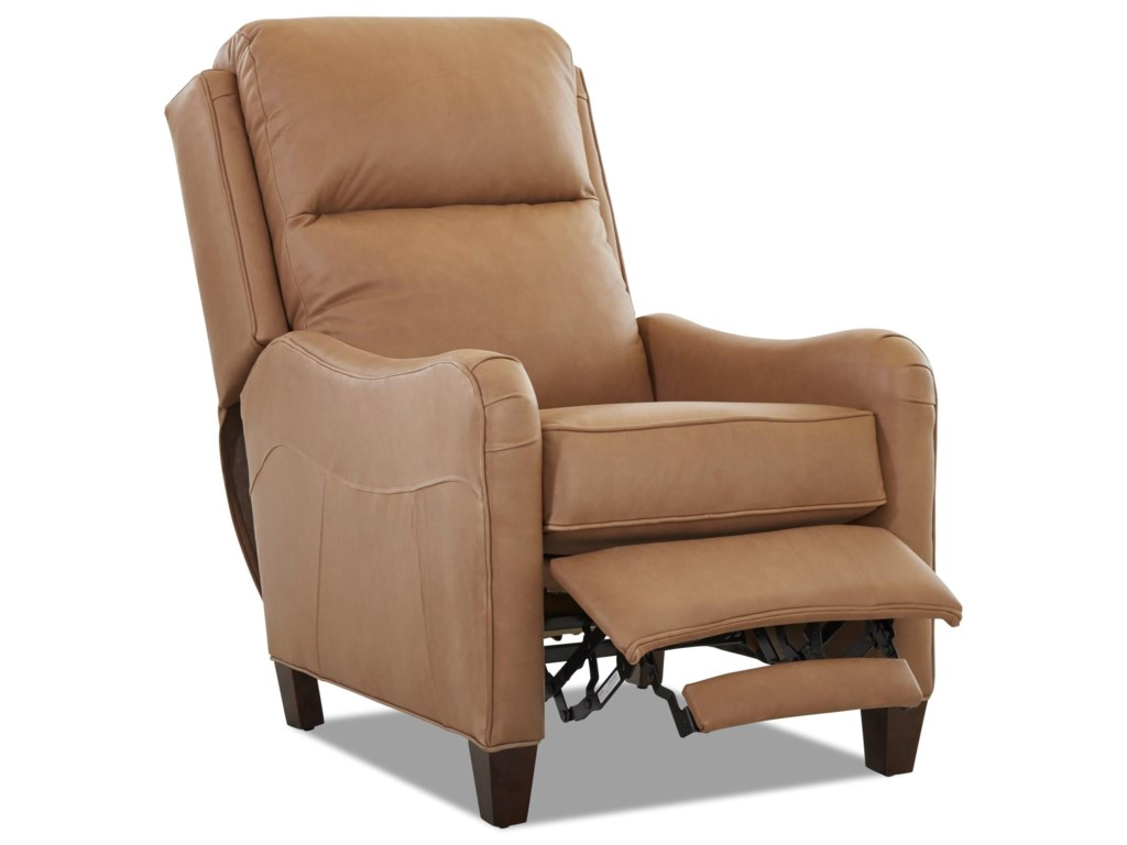 Klaussner BreezePower High Leg Reclining Chair