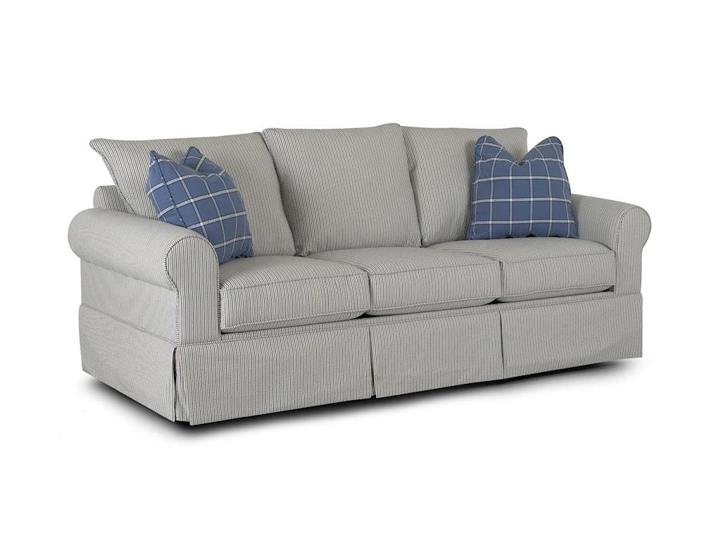 Klaussner BrookDreamquest Queen Sleeper Sofa
